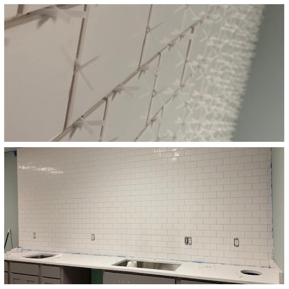 water wall tile