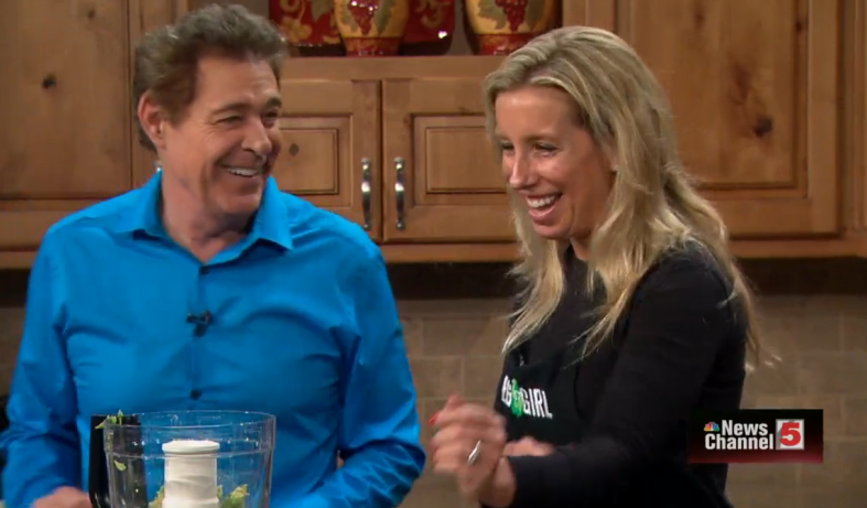 Cooking with Greg Brady (Barry Williams)